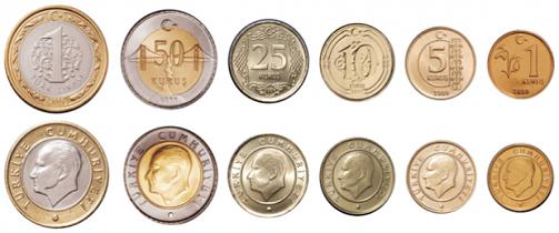 Монета лира турция giesecke devrient gmbh